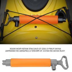 0.4L Paddlers Hand Bilge Pump Kayaking Canoeing Bailing Pump