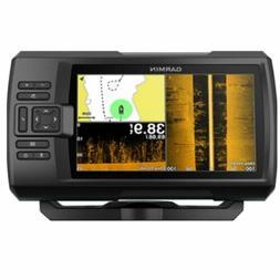 "Garmin Striker 7sv with Transducer, 7"" GPS Fishfinder with C"
