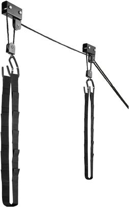 1003 Kayak  Canoe Lift Hoist Kayak For Garage / Canoe Hoists