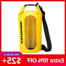 10L 20L 30L KastKing Waterproof Dry Bag Roll Top Dry Gear Ba