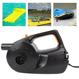 12V 100W Power Car Rechargable Pump Electric Inflatable Air