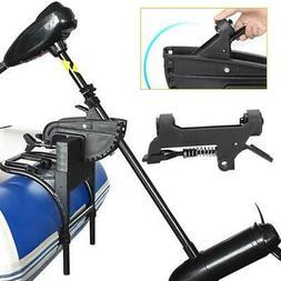 12V Electric Thruster Bracket Inflatable Boat Kayak Dinghy M