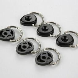 1x kayak D ring Stainless Steel Kayak Boat Safety Deck Fitti