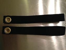 2 Loop Anchor Straps Under Hood Kayak Canoe Boat Tie Down Ne