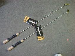 "2 NEW FRABILL HUNTER  30"" SPINNING KAYAK FISHING RODS CANOES"