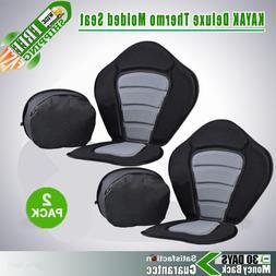 Luxury Adjustable Safe Padded Kayak Seat with Detachable Ba