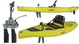 Hobie 2018 Mirage Compass Pedal Kayak w/Reverse Drive Turbo