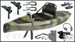 2019 Hobie Mirage Compass Kayak - Fishing Package