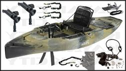 2019 Hobie Mirage Outback Kayak - Fishing Package
