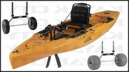 2019 Hobie Mirage Outback Kayak - Portage Package