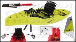 2019 Hobie Mirage Outback Kayak - Sailing Package