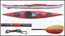 2019 Eddyline Sitka LT Lightweight Touring Kayak w/Free Fibe