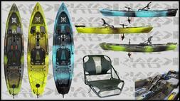 2020 Perception Pescador Pilot 12.0 - Pedal Drive Fishing Ka