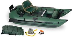 Sea Eagle 285 Inflatable Frameless Fishing Pontoon Boat - Pr