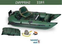 SEA EAGLE 285FPB INFLATABLE PONTOON BOAT PRO PACKAGE