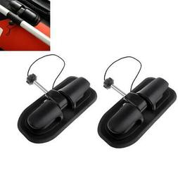 2pcs Inflatable Boat Oar Lock Patch Kayak Watercraft Parts A