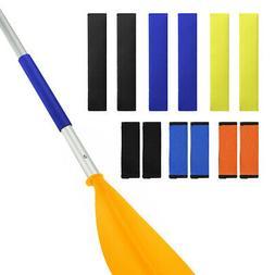 2Pcs Kayak Paddle Grips Cover Non-Slip Soft Canoe Paddling G