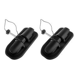 2x Durable PVC Oar Lock Patch Anchor Holder for Inflatable B