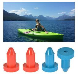 2x Kayak Drain Plugs Scupper Stoppers for Sun Dolphin Aruba