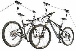 2x Storage Hoist Surfboard Kayak Bicycle Rack Bike Lift Ceil
