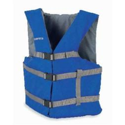 Stearns 3000001714 Boat Adult Vest, Blue