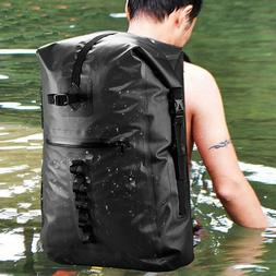 32L Outdoor River Waterproof Trekking Bag Backpack for for D