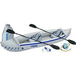 "SEA EAGLE 370 12'6"" KAYAK PRO PACKAGE"