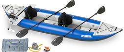 Sea Eagle 380x Explorer Pro Motor Package Inflatable Portabl
