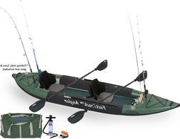 Sea Eagle 385fta Pro Angler Package Fast Track Inflatable Po