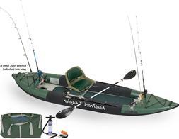SEA EAGLE 385FTA SWIVEL SEAT FISHING RIG FAST TRACK INFLATAB
