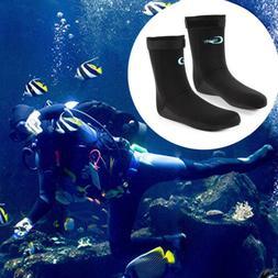 3mm Neoprene Adults Kids Diving Socks Inner Boot Kayaking Sa