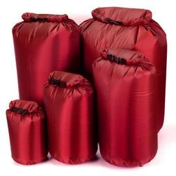 4 80l red water resistant waterproof dry