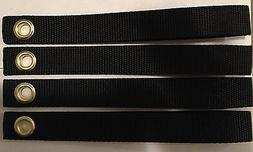 4 Loop Anchor Straps Under Hood Kayak Canoe Boat Tie Down Ne