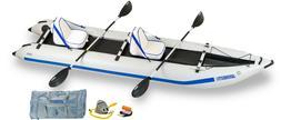Sea Eagle 435ps Paddleski Deluxe Inflatable Kayak