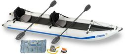 Sea Eagle 435ps Paddleski Pro Inflatable Kayak
