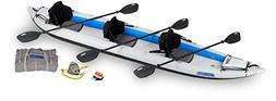 Sea Eagle 465 FastTrack Inflatable Kayak Pro Package