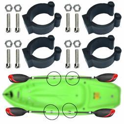 4pcs Kayak paddle clip paddle holder paddle keeper VERTICAL