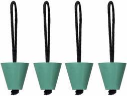 4PCS Universal Kayak Scupper Plug Kit,Fit All Other Major Br