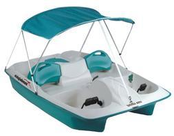 5 person slider pedal boat
