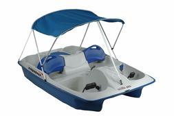 5 seat pedal boat rafting canoeing kayaking water sports pad