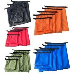 5Pcs Waterproof Dry Bag Outdoor Swimming Kayaking Drifting B