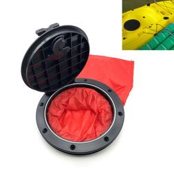 6 Inch Hatch Cover Pull out Deck Plate with Waterproof Bag f