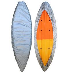 GYMTOP 7.8-18ft Waterproof Kayak Canoe Cover- Outdoor Storag