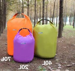 70L Water Resistant Waterproof Dry Bag Canoe Floating Boatin