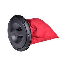 "New 8"" Deck Plate Boat Kayak Canoe Storage Bag Cover Kit Hat"
