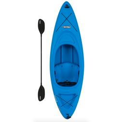 Lifetime 8ft. Pacer 80 Sit-In Kayak w/ Paddle - Dragonfly Bl