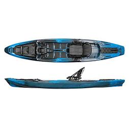 Wilderness Systems 9750447110 ATAK 140 Fishing Kayaks, Midni