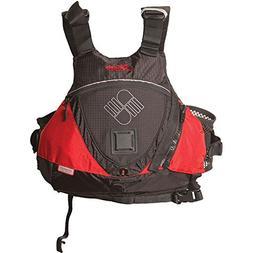Hobie Edge Lifejacket -Red-S/M
