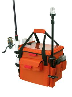 Yakpak III designed for kayak fishing tackle storage