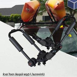 A Pair Canoe Boat Kayak Roof Rack For Truck SUV Top Mount Ca